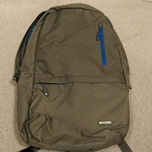Light Brown Incase Backpack